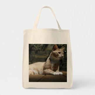 O bolsa do mantimento do gato