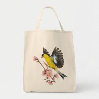 O bolsa do mantimento do Goldfinch