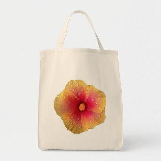 O bolsa do mantimento do hibiscus