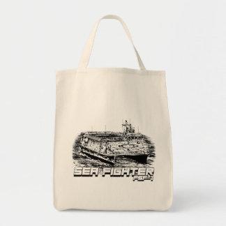 O bolsa do mantimento do lutador do mar
