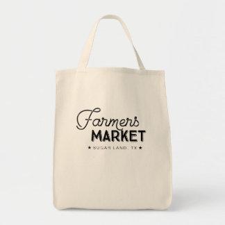 O bolsa do mantimento do mercado do fazendeiro