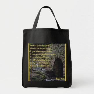 O bolsa do mantimento do salmo 139