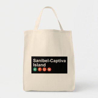 O bolsa do mantimento do Sanibel-Cativo