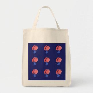 O bolsa do mantimento dos balões de ar