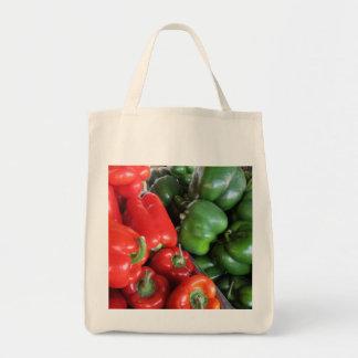 O bolsa do mantimento--Pimentas de Bell