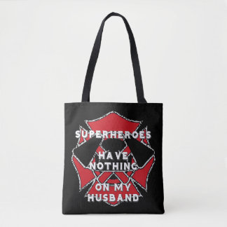 O bolsa do marido do sapador-bombeiro