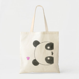 O bolsa do orçamento do urso de panda