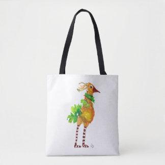 O bolsa do pássaro de Dennis