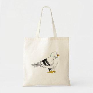O bolsa do pássaro do pombo da Nova Iorque NYC