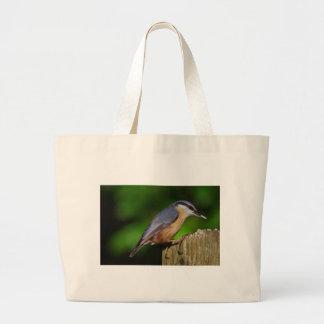 O bolsa do pica-pau-cinzento