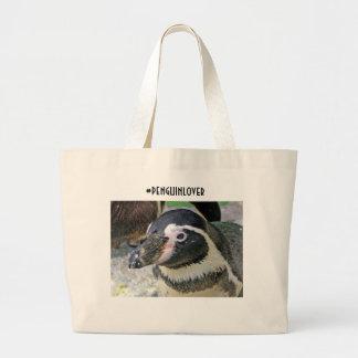 O bolsa do pinguim para o amante do pinguim