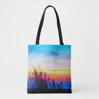 O bolsa do por do sol de Margarita