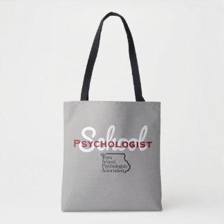 O bolsa do psicólogo da escola do logotipo de ISPA
