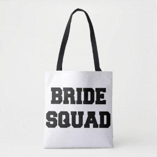 O bolsa do punho do preto do pelotão da noiva