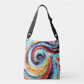 O bolsa do redemoinho do arco-íris