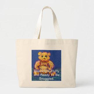 O bolsa do Snuggle dos ursos do urso de mel carre