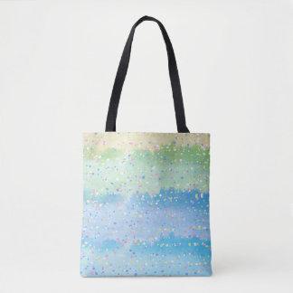 O bolsa do Splatter do primavera