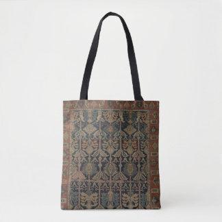O bolsa do tapete de Cáucaso