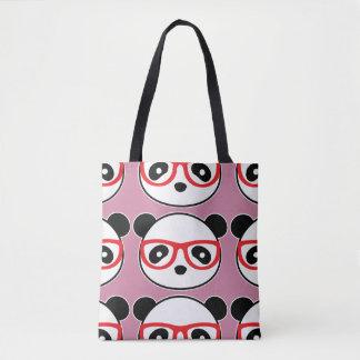 O bolsa do urso de panda dos desenhos animados