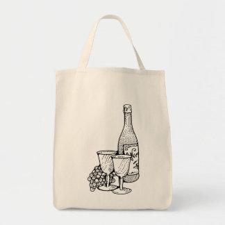 O bolsa do vinho