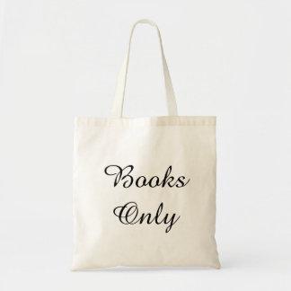 o bolsa dos livros somente