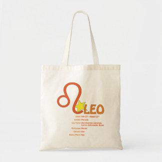 O bolsa dos traços de Leo