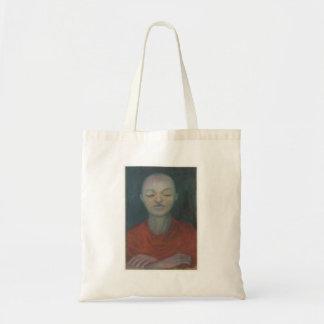 O bolsa dourado da menina