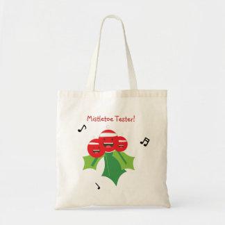 O bolsa engraçado do Natal