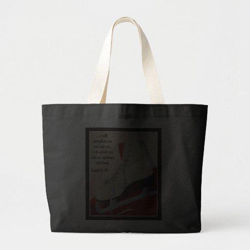 O bolsa enorme