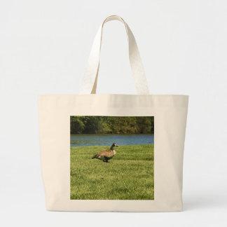 O bolsa enorme animal