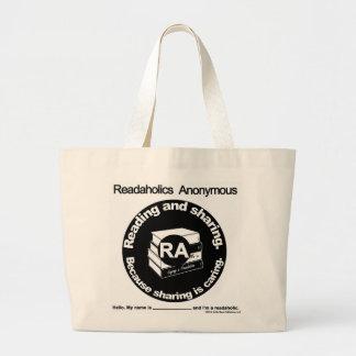 O bolsa enorme anónimo de Readaholics