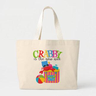 O bolsa enorme Crabby