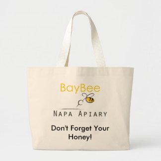 O bolsa enorme do mel