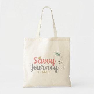 O bolsa esclarecido da viagem