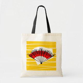 O bolsa espanhol do fã
