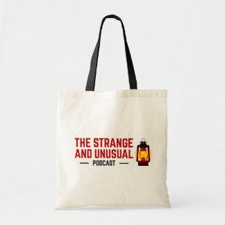 O bolsa estranho e incomum do Podcast