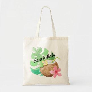 O bolsa feito sob encomenda da palma de coco -