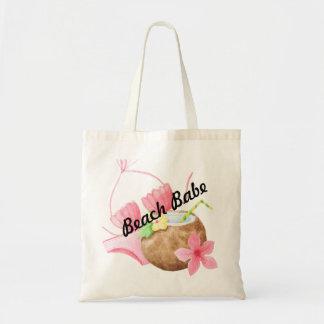 O bolsa feito sob encomenda do biquini do coco -
