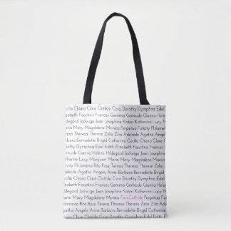 O bolsa fêmea dos santos