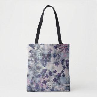 O bolsa floral da flor da noite