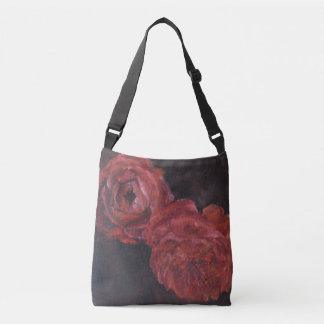 O bolsa floral do cacau quente