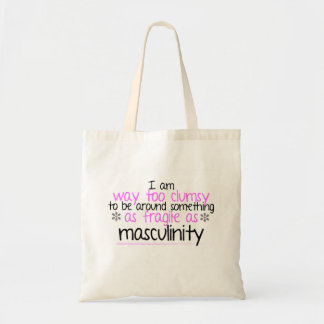 O bolsa frágil da masculinidade