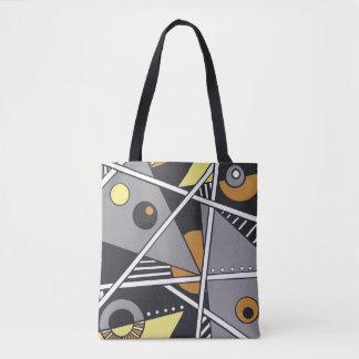 O bolsa geométrico fabuloso da forma em cores