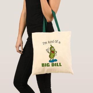 O bolsa grande do orçamento da chalaça da salmoura