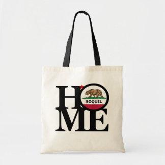 O bolsa HOME de Soquel