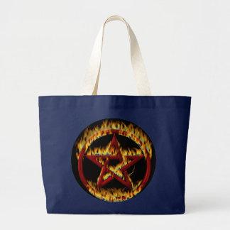 O bolsa impetuoso do pentagram