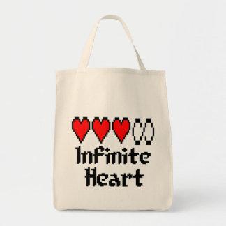 O bolsa infinito do coração