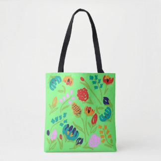 O bolsa inglês da hortelã do jardim