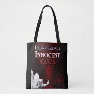 O bolsa inocente do desenhista do sangue