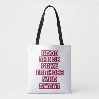 O bolsa inspirador das citações - saco do Gym